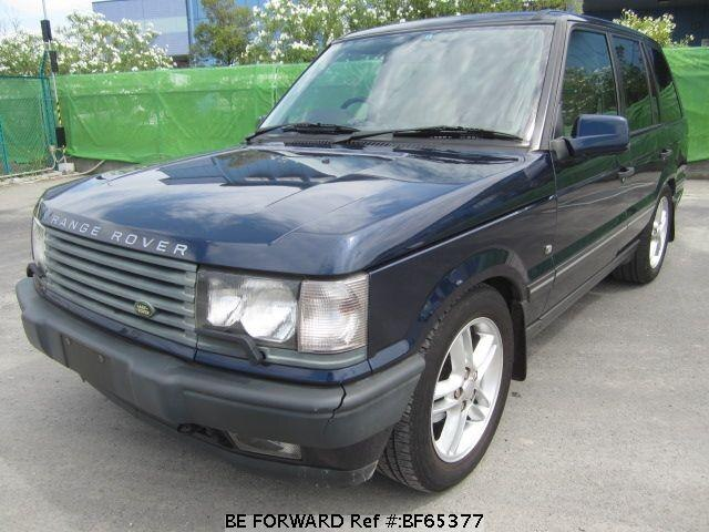 Used 2002 LAND ROVER RANGE ROVER BF65377 for Sale
