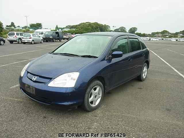 Used 2001 HONDA CIVIC BF65429 for Sale