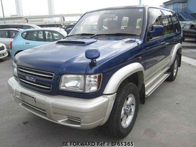 Used 1999 ISUZU BIGHORN BF65365 for Sale