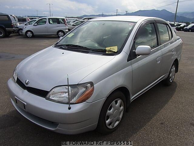 Used 2001 TOYOTA PLATZ BF65581 for Sale