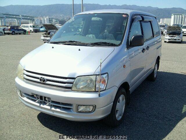 Used 1997 TOYOTA TOWNACE NOAH BF65522 for Sale