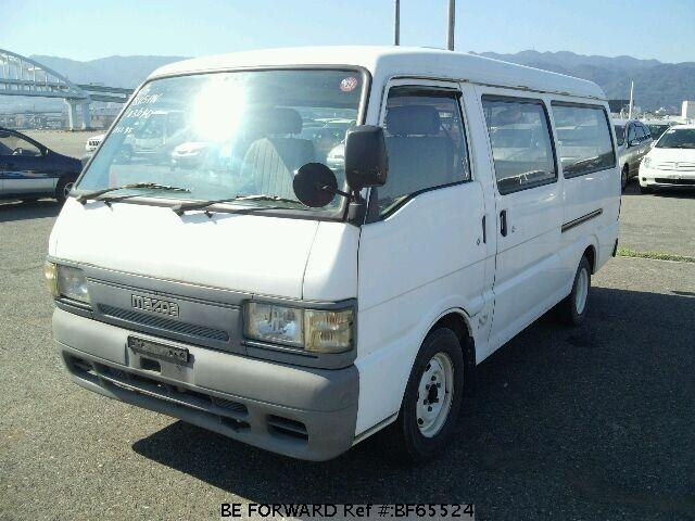Used 1998 MAZDA BONGO BRAWNY VAN BF65524 for Sale