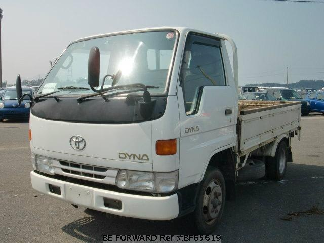 used 1998 toyota dyna truck kc bu107 for sale bf65619 be forward. Black Bedroom Furniture Sets. Home Design Ideas