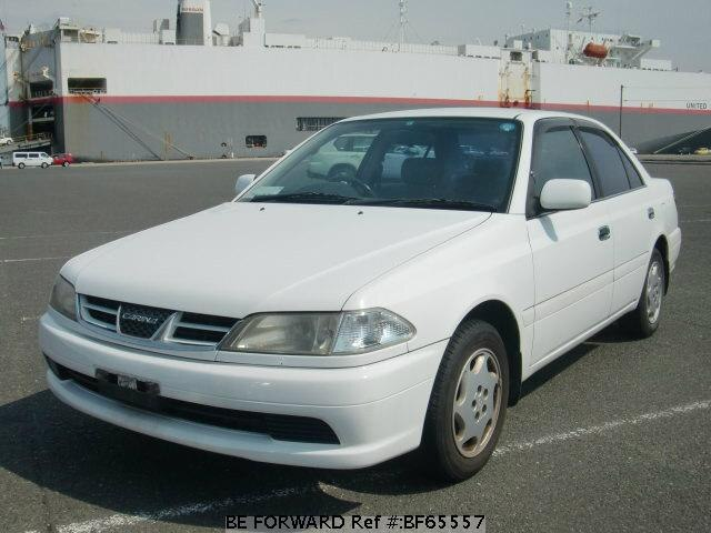 Used 2001 TOYOTA CARINA BF65557 for Sale