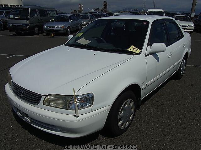 Used 1998 TOYOTA COROLLA SEDAN BF65623 for Sale