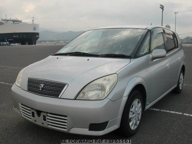 Used 2003 TOYOTA OPA BF65561 for Sale