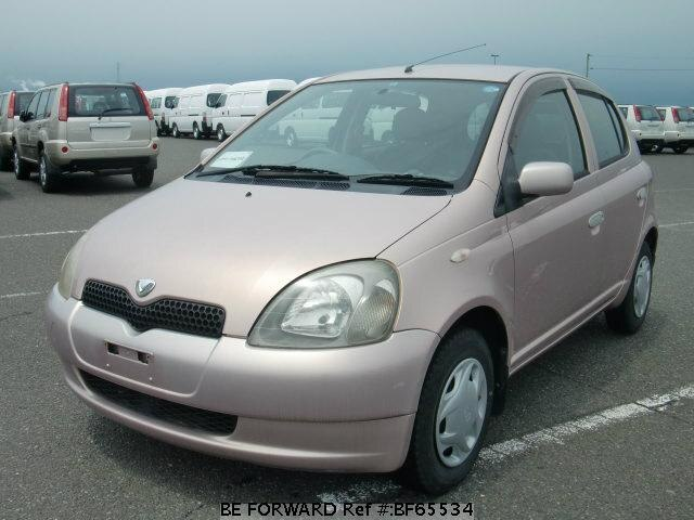 Used 2001 TOYOTA VITZ BF65534 for Sale