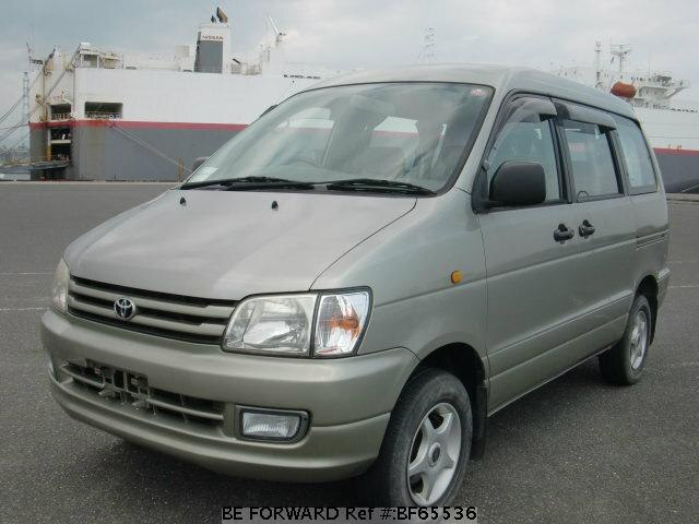 Used 1996 TOYOTA TOWNACE NOAH BF65536 for Sale