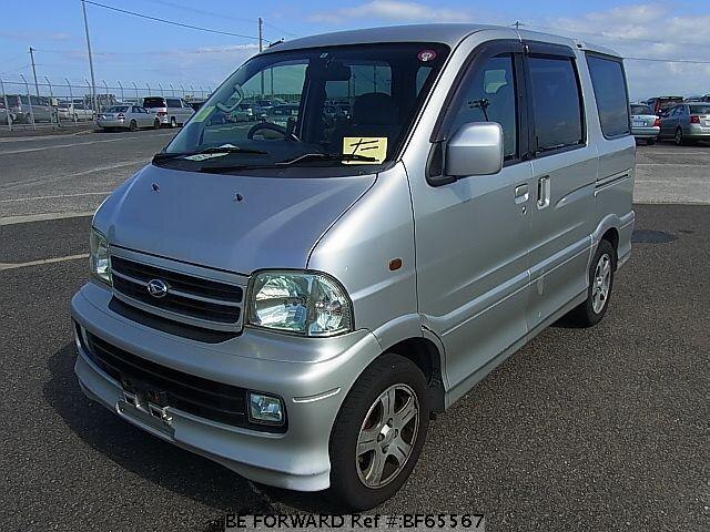 Used 2003 DAIHATSU ATRAI 7 BF65567 for Sale