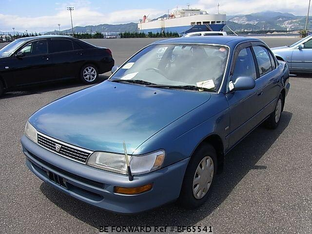 Used 1994 TOYOTA COROLLA SEDAN BF65541 for Sale