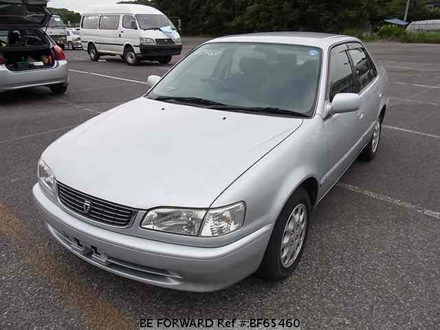 Used 1997 TOYOTA COROLLA SEDAN BF65460 for Sale
