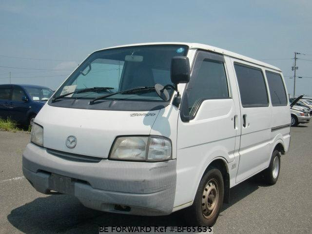 Used 2001 MAZDA BONGO VAN BF65635 for Sale