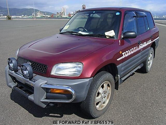 Used 1995 TOYOTA RAV4 BF65579 for Sale