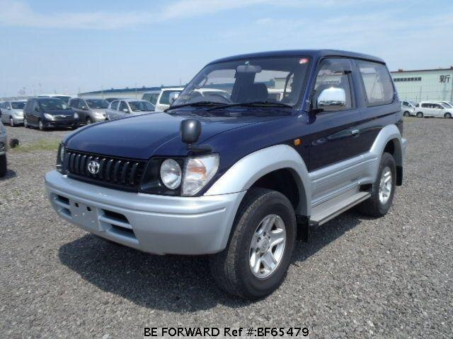 Used 1997 TOYOTA LAND CRUISER PRADO BF65479 for Sale