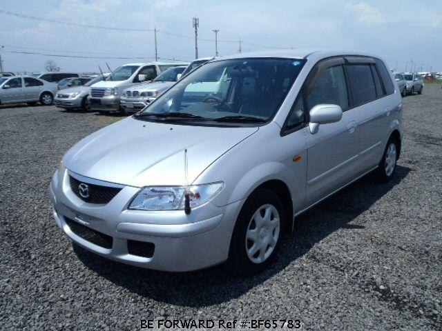 Used 2001 MAZDA PREMACY BF65783 for Sale