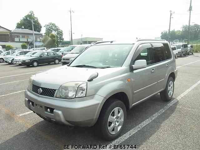 Used 2001 NISSAN X-TRAIL BF65744 for Sale