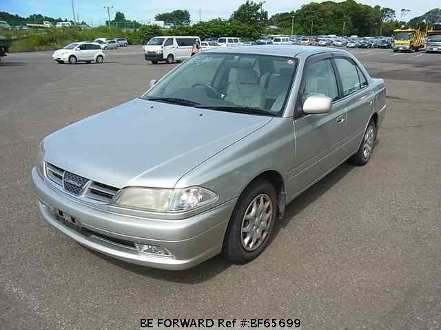 Used 2000 TOYOTA CARINA BF65699 for Sale
