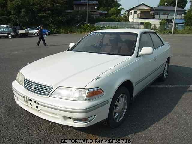 Used 1997 TOYOTA MARK II BF65716 for Sale