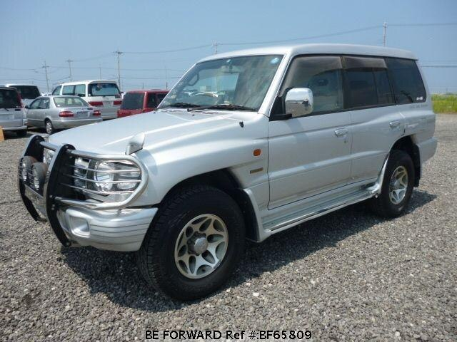 Used 1997 MITSUBISHI PAJERO BF65809 for Sale
