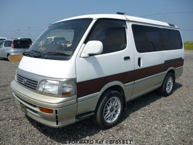 Used 1995 TOYOTA HIACE WAGON BF65811 for Sale