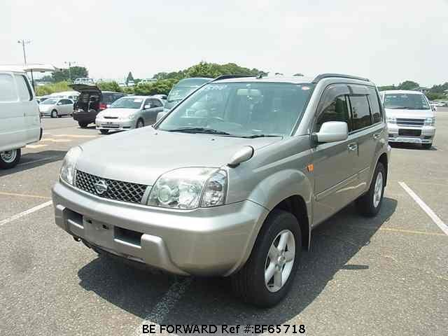 Used 2001 NISSAN X-TRAIL BF65718 for Sale