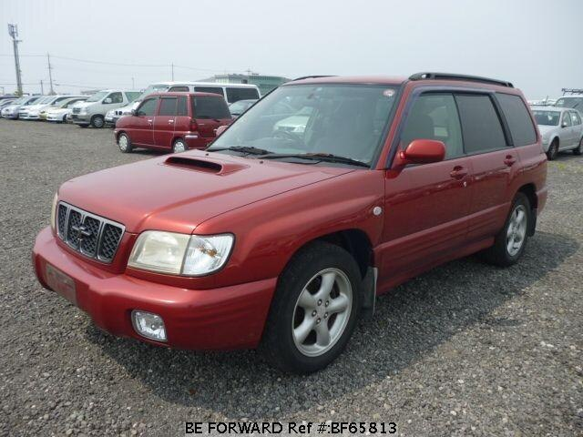 Used 2001 SUBARU FORESTER BF65813 for Sale