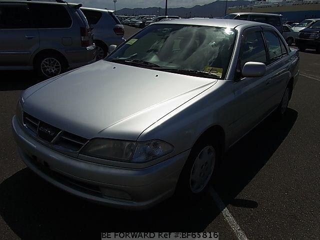 Used 1999 TOYOTA CARINA BF65816 for Sale