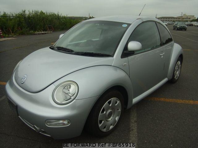 Used 2003 VOLKSWAGEN NEW BEETLE BF65918 for Sale