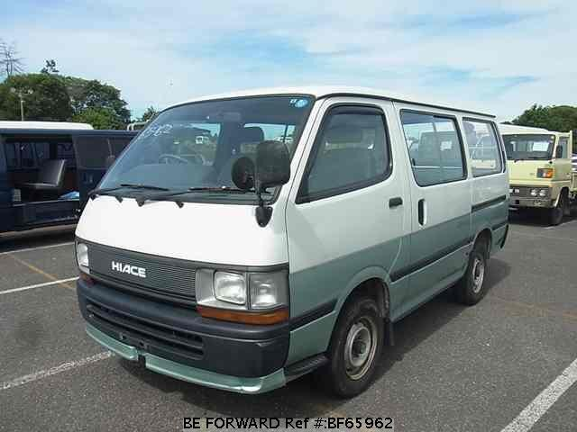 Used 1991 TOYOTA HIACE VAN BF65962 for Sale
