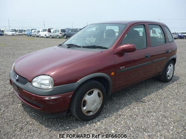 Used 1999 OPEL VITA BF66006 for Sale