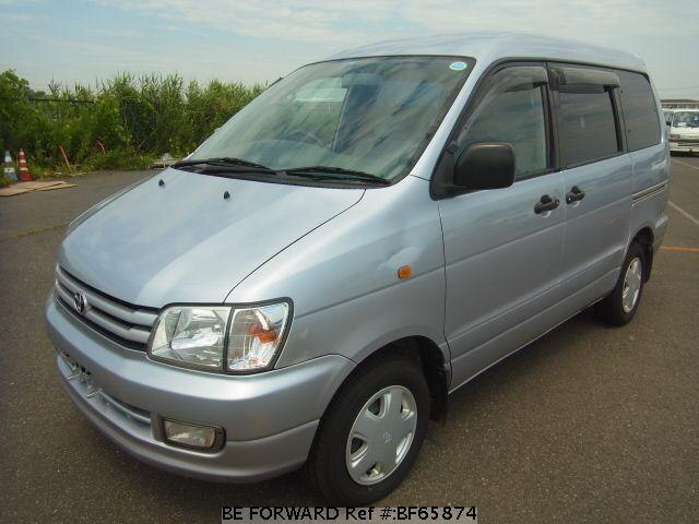 Used 1997 TOYOTA TOWNACE NOAH BF65874 for Sale