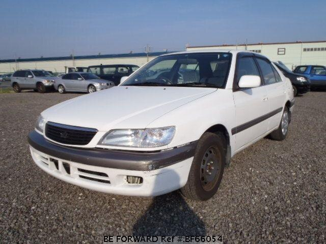 Used 1997 TOYOTA CORONA PREMIO BF66054 for Sale