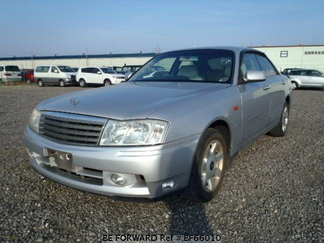 Used 2001 NISSAN GLORIA(SEDAN) BF66010 for Sale