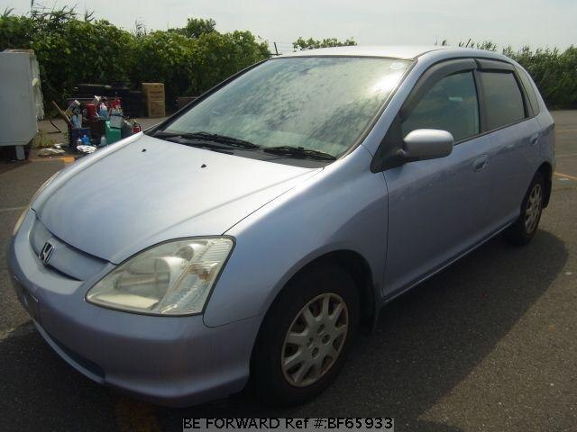 Used 2001 HONDA CIVIC BF65933 for Sale