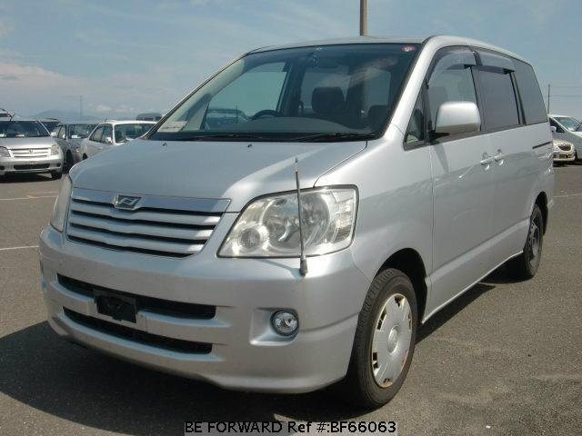 Used 2002 TOYOTA NOAH BF66063 for Sale
