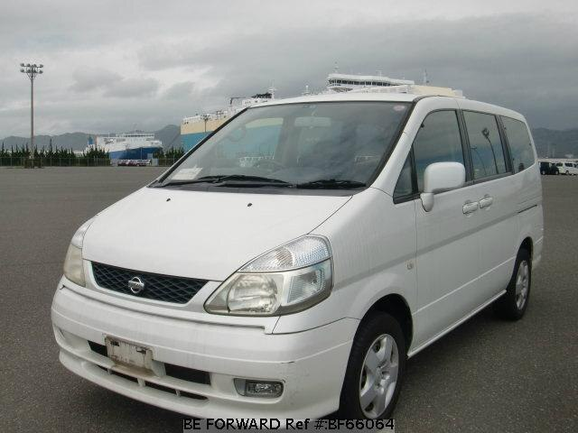 Used 2000 NISSAN SERENA BF66064 for Sale