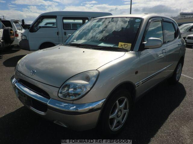 Used 2001 TOYOTA DUET BF66067 for Sale
