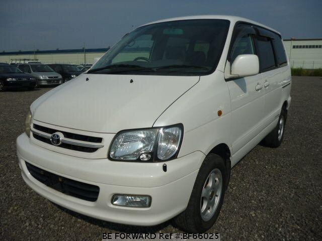 Used 2001 TOYOTA TOWNACE NOAH BF66025 for Sale