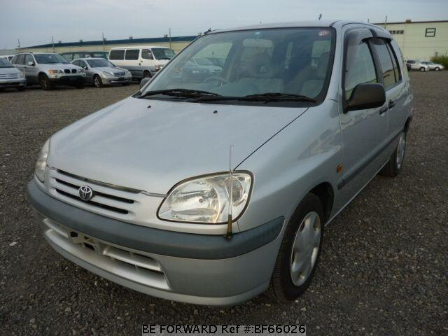Used 1999 TOYOTA RAUM BF66026 for Sale