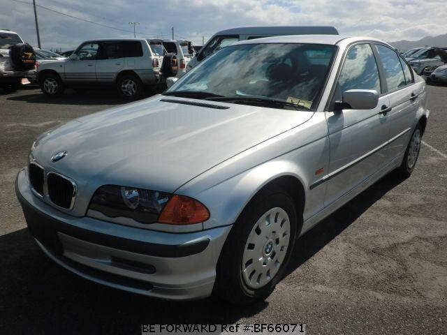 Used 2001 BMW 3 SERIES BF66071 for Sale
