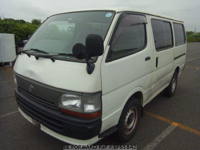 Used 1997 TOYOTA HIACE VAN BF65842 for Sale