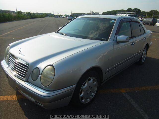 Used 1996 MERCEDES-BENZ E-CLASS BF65936 for Sale