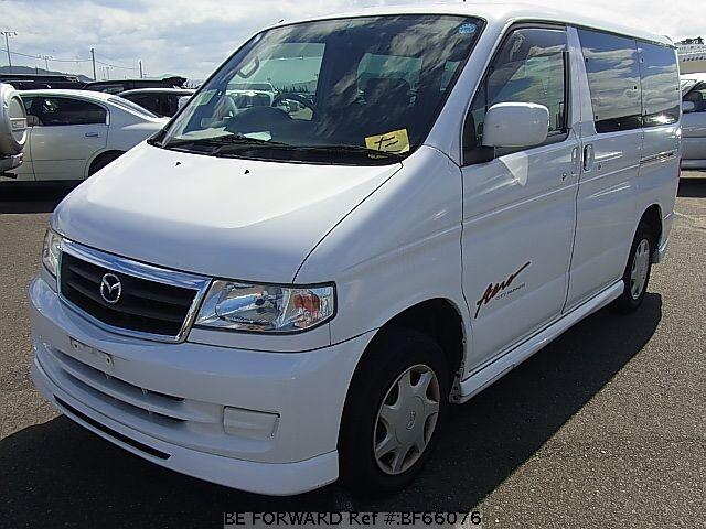 Used 2001 MAZDA BONGO FRIENDEE BF66076 for Sale