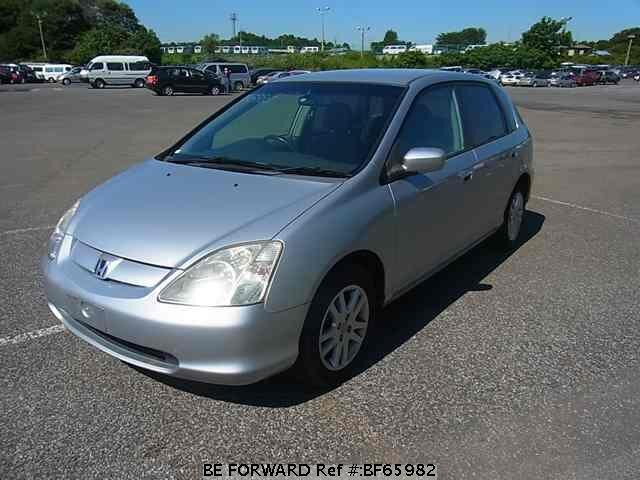 Used 2003 HONDA CIVIC BF65982 for Sale