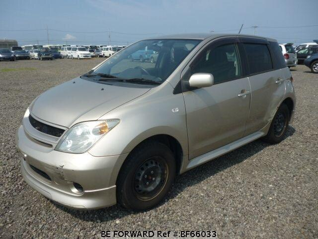 Used 2002 TOYOTA IST BF66033 for Sale