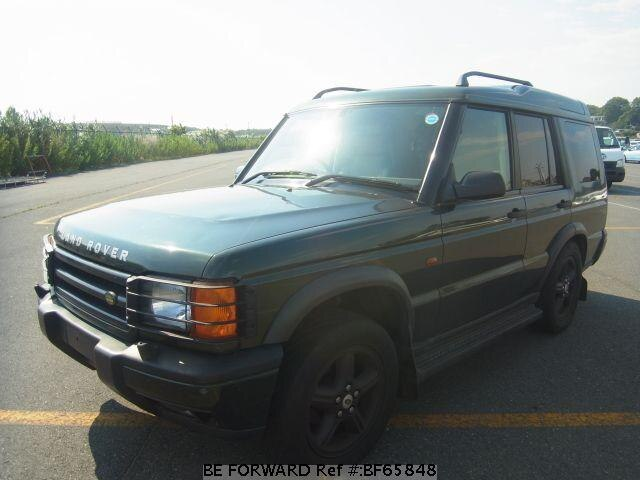 Used 2000 LAND ROVER DISCOVERY BF65848 for Sale