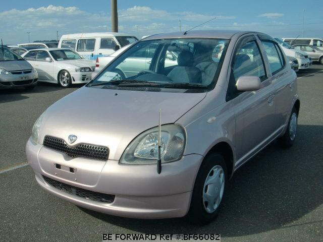 Used 2001 TOYOTA VITZ BF66082 for Sale
