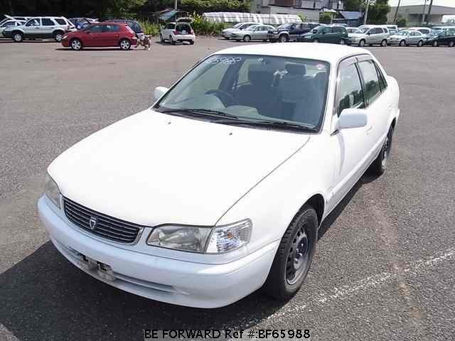 Used 1997 TOYOTA COROLLA SEDAN BF65988 for Sale