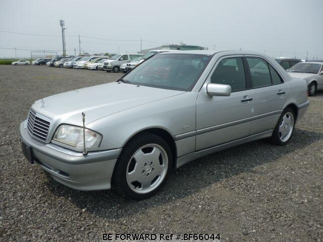 Used 1997 MERCEDES-BENZ C-CLASS BF66044 for Sale