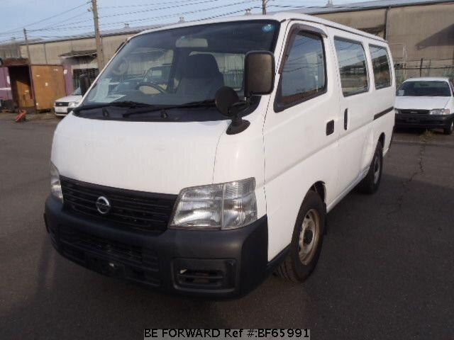 Used 2004 NISSAN CARAVAN VAN BF65991 for Sale